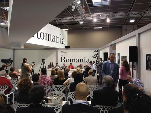 SalTo12 10MAY (05) Inaugurazione stand della Romania