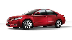 automobile, automotive exterior, executive car, wheel, vehicle, mid-size car, toyota camry, sedan, land vehicle,