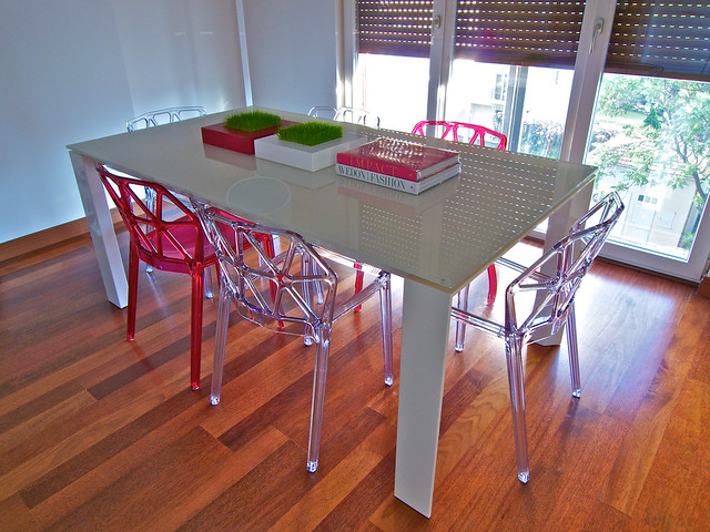 People love calligaris 3 a gallery on flickr for Tavolo calligaris omnia wood
