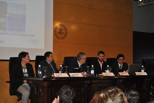 COMSA EMTE supports the development of smart grids