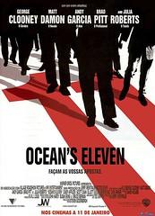 十一罗汉 Ocean's Eleven (2001)经典高智商犯罪电影