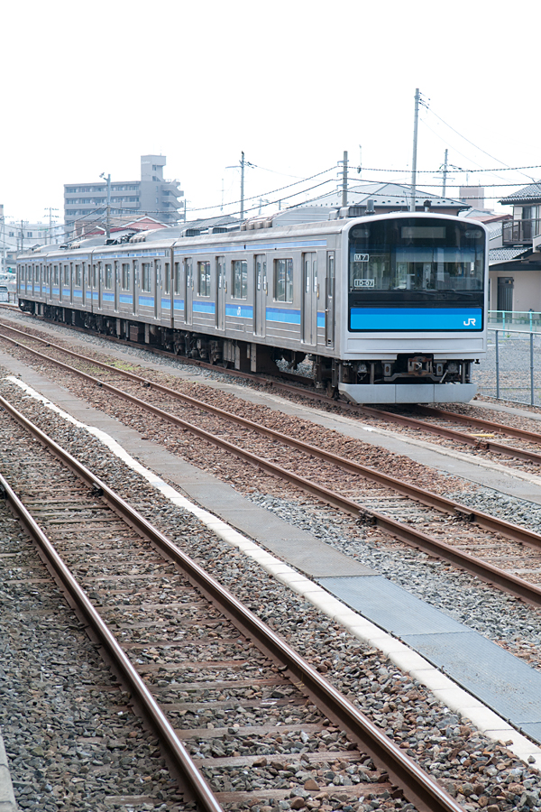 電車(石巻線)