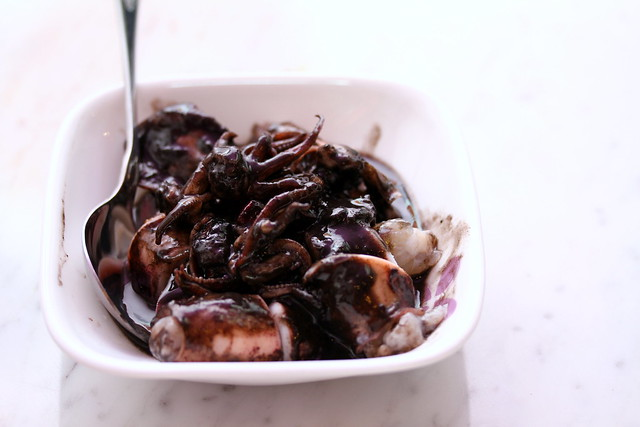 Daisy's Dream Kitchen: Black-Ink Sotong