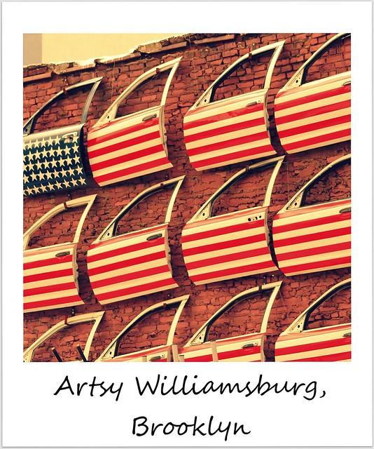 polaroid of the week usa new york city williamsburg brooklyn