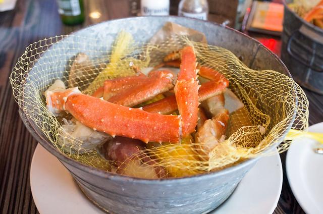 Crab Daddy Feast, Joe's Crab Shack