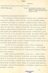 """II/16. A zsidóktól elvett szőlőbirtokotok """"átadása"""" a megerősítendő magyar középosztálynak K184_1943_27_73714_1082o."""
