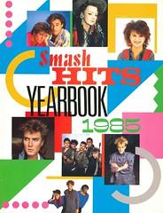 Smash Hits Yearbook 1985