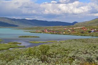 sami village