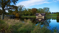 The Boathouse and the Bridge