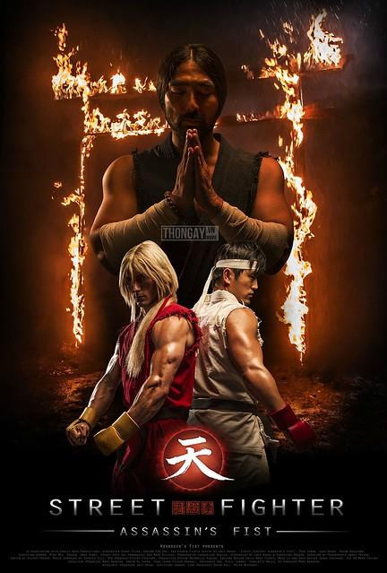 Phim Chiến Binh Đường Phố - Street Fighter: Assassin's Fist