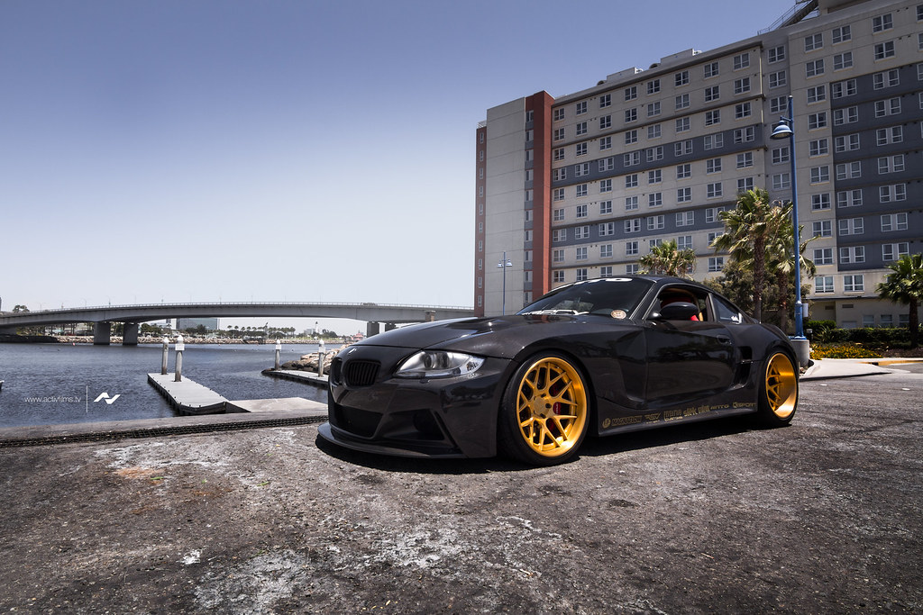 2006 Z4m Full Carbon Kit By Slek Designs