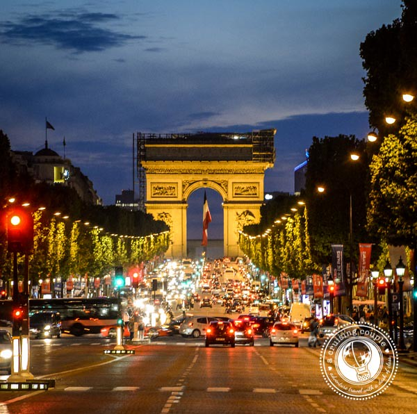 50 Cool Things to Do in Paris - Arc de Triomphe