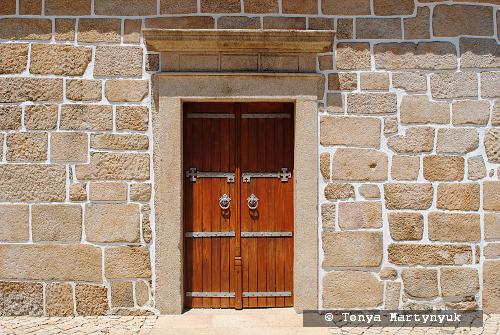 69 - провинция Португалии - маленькие города, посёлки, деревушки округа Каштелу Бранку