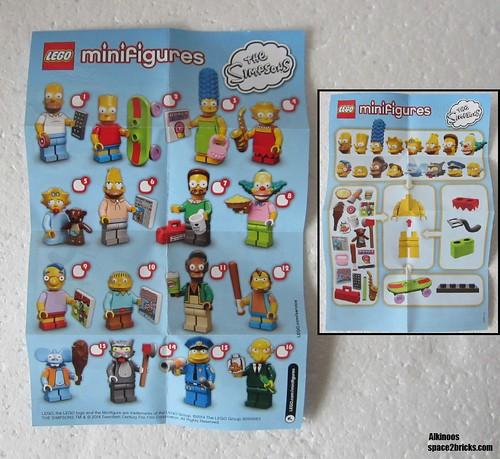 Lego Simpson p2