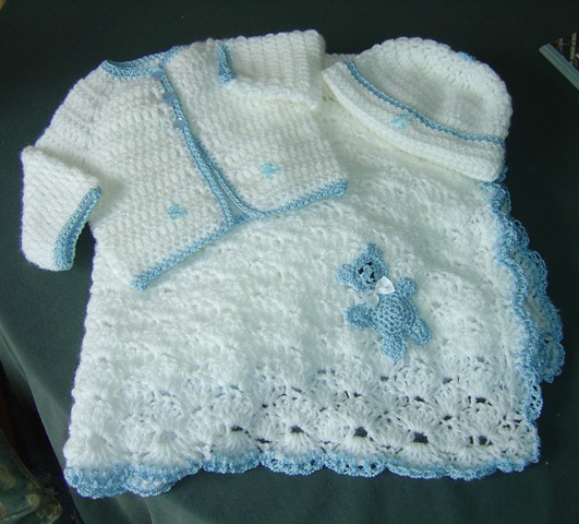 Baby Layettes Crochet Pattern Crochet Patterns