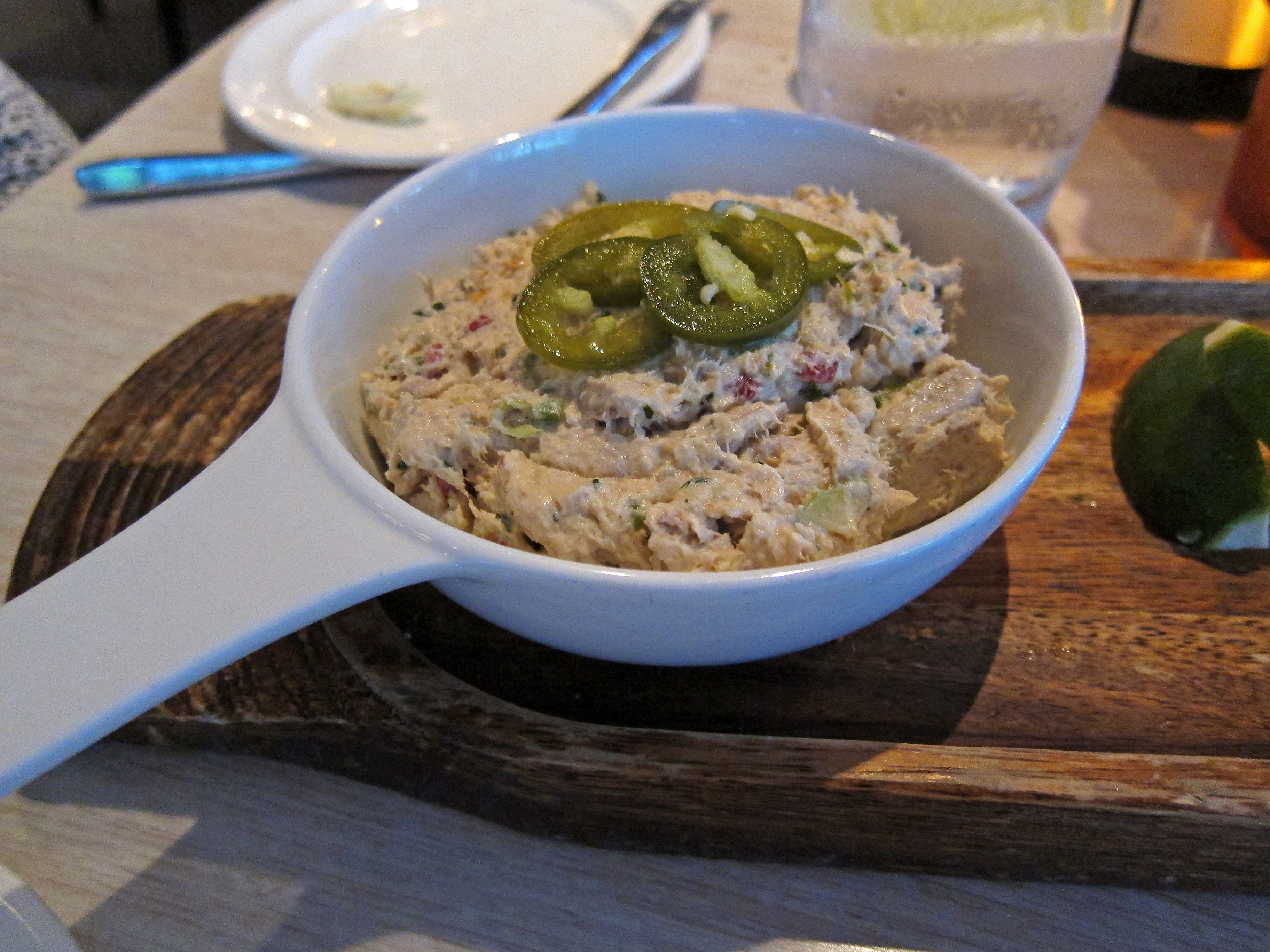 Recipe Of The Month Smoked Fish Dip