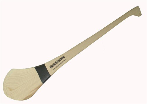 how to hold a hurley stick