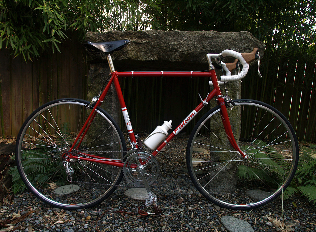 Thanks for falcon san remo vintage bicycle that can