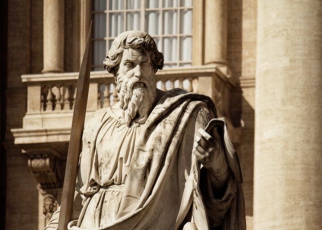 statue in vatican1.1