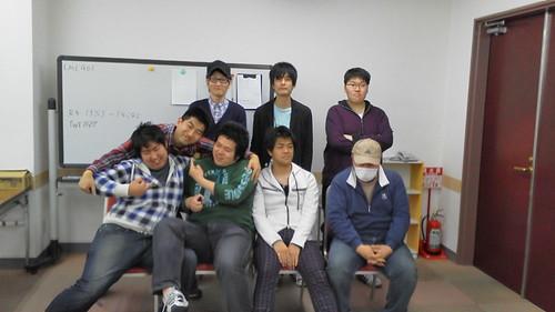 LMC Chiba 401st : Top 8