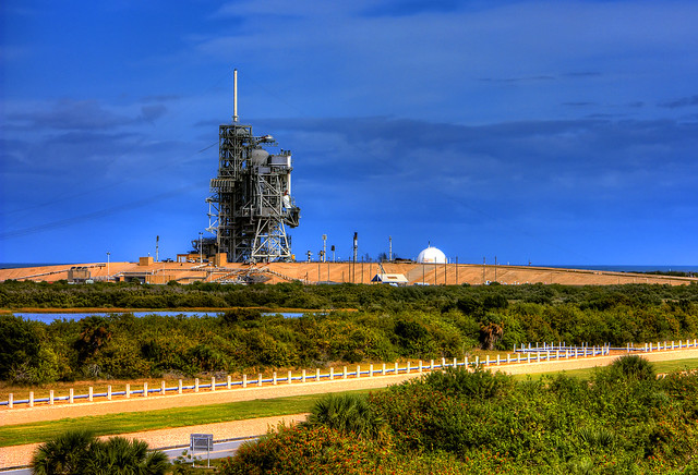 Kennedy Space Center Launch Pad 39A - HDR | Flickr - Photo ...