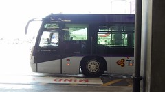 Airport Apron Bus, Suvarnabhumi Airport, Bangkok