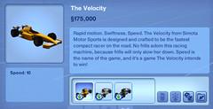 The Velocity