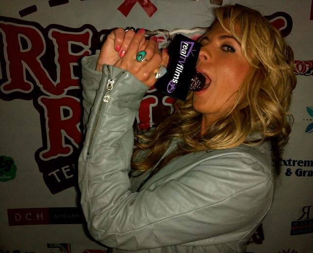 Bridgetta Tomarchio, Reality Rally Party, Monte Do Oro Winery