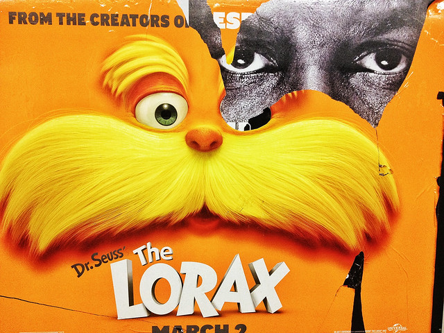 Lurking behind the Lorax