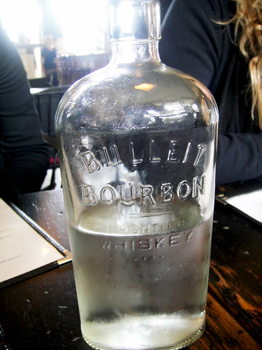 Bourbon Water Jug