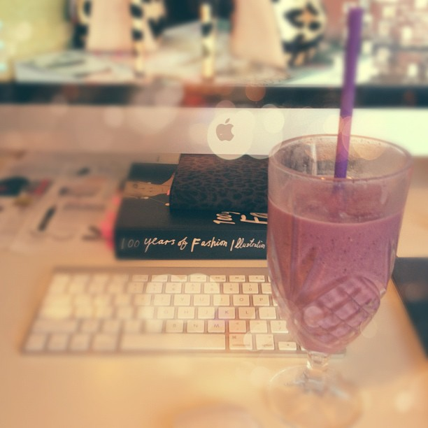 Smoothie break!