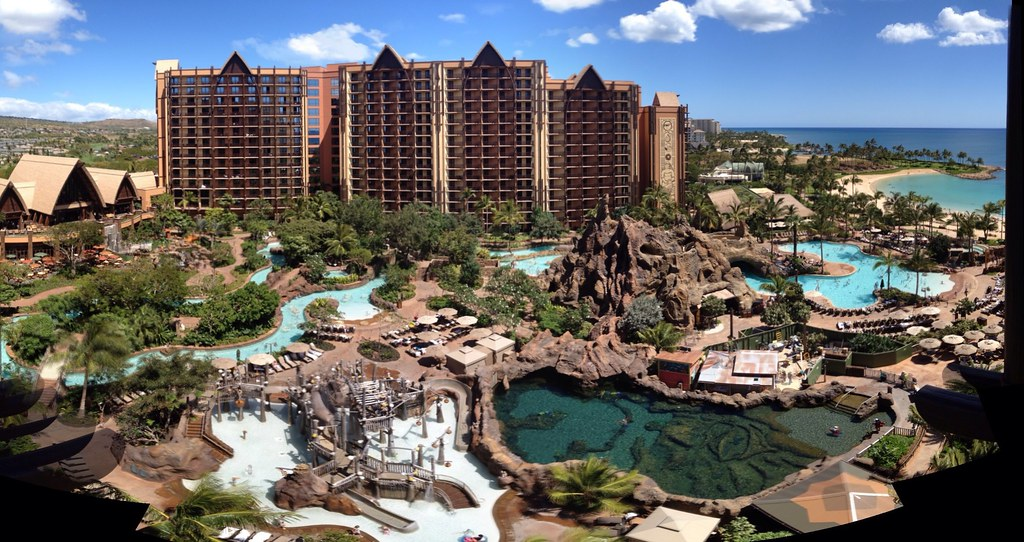 Disney's Aulani Resort and Spa
