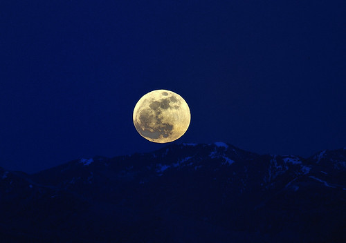 Super Moon - Cinco De Mayo 2012
