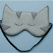 Sleepy Kitty Eyemask