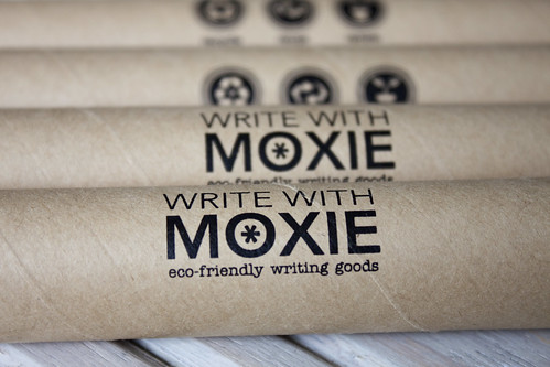 Eco Friendly Recycled Pencil by MOXIE