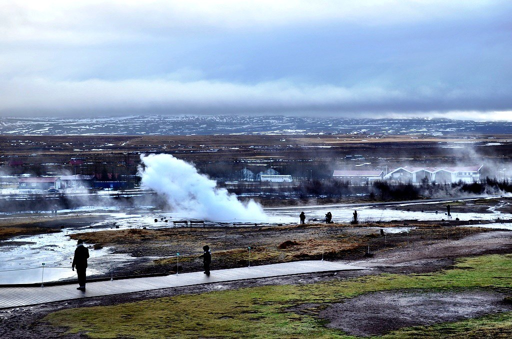 Geysers, Iceland Golden Circle