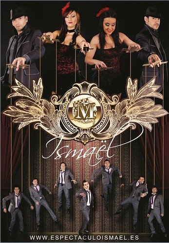 Orquesta Ismael 2012 - cartel