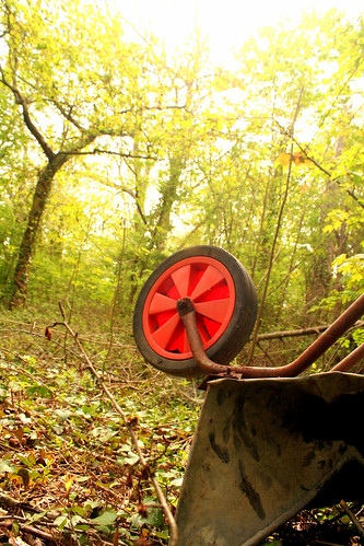 Wheel-Barrow, Fort Fareham