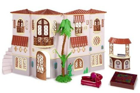 Bratz mansion