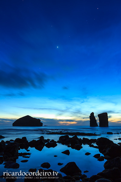 Mosteiros islets #1