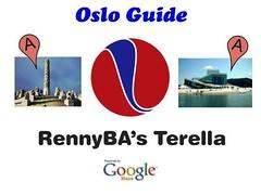 RennyBAs Terella Oslo Guide
