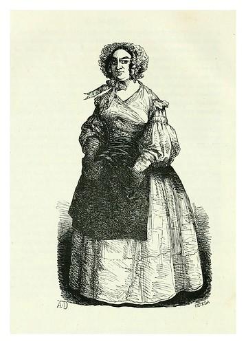 019-La patrona de huespedes-Los españoles pintados por si mismos-Tomo I-1843- Editado por Ignacio Boix