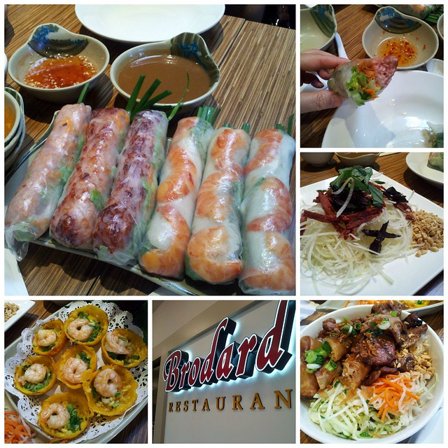 Brodard Restaurant, Garden Grove