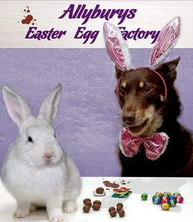 Easter Egg Factory    #18. Canine