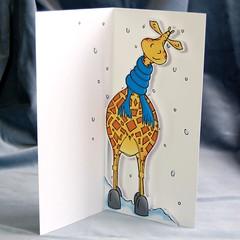 cosy giraffe - pop