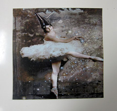 Wizard Ballet Steampunk Scrapbook Paper