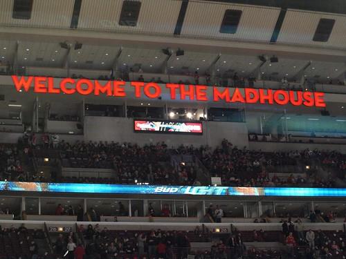 Madhouse On Madison