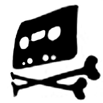 Pirate cassette tape