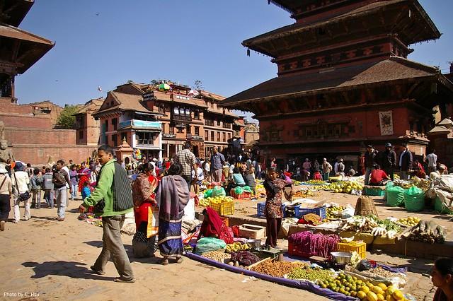 [遊記][尼泊爾]巴克塔布(Bhaktapur)