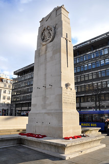 the Cenotaph in St. Peter's Square